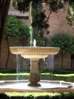 The Gardens of the Alhambra.. by SuperSquirrel01