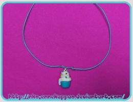Mc Flurry icecream necklace by Nko-ennekappao