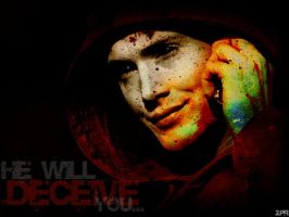 He Will Deceive You... by ZombiePlatypusRush