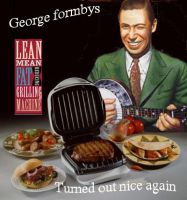 george formby by eldictator