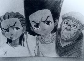 The Boondocks by EmEtt93