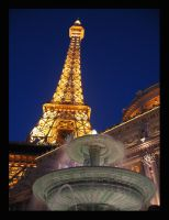 Paris Las Vegas3 by Grouper