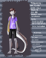 Illias Character Reference by Tataouin