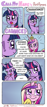 Call My Name by RedApropos