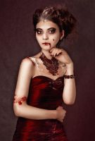 Mrs Lovett by Alrunis