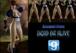 Kasumi From Dead Or Alive For GMod by Rastifan