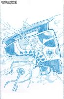 LK KeysToTheKingdom 6 pencils by GabrielRodriguez