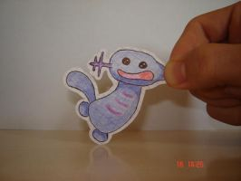 Wake up from the dream Wooper by Kahall