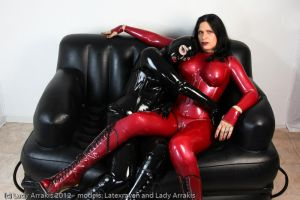 Getting acquainted I by latexraven