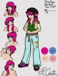 Miss Rose Character Reference by Beck-Carter