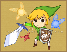 Toon Link by london16