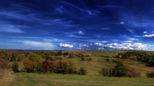 Autumn in the Moravian Karst by Michal-Sev
