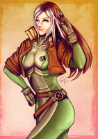Rogue (X-Men) by Ron-faure