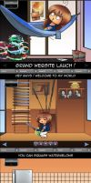 Website launch by x-Nekopunch-x