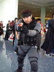 AX 10: Solid Snake by theEmperorofShadows
