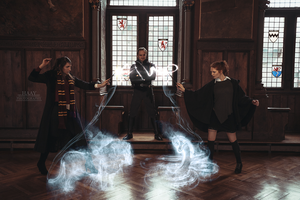 Harry Potter by HAAYPhotography
