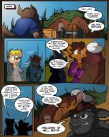 Keeping Up with Thursday Issue 2, page 13 by AaronsArtStuff