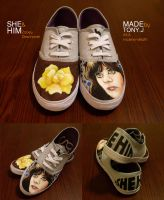 SHE AND HIM SHOES by i-scene-death