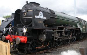 Tornado at Railfest 2012 by rlkitterman