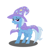 The Great and Powerful Trixie by TheMedic22