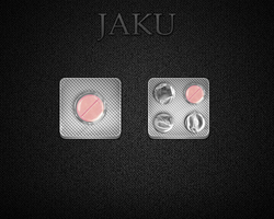 Medicine for Jaku iOS Theme by pedrocastro