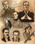 Inglourious Basterds by iago-rotten