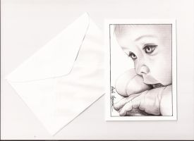 baby card by leidanogueira