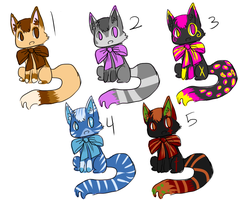 Cat Adopts PRICE LOWERED by Brixyfire