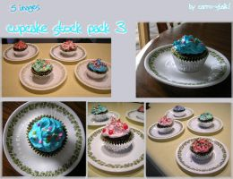 cupcake stock pack 003 by carro-stalk