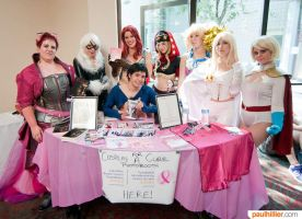 Cosplay For A Cure by Red-Ribbon-Cosplay