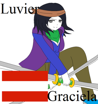 Graciela the Doppelganger by Enderboy1908