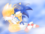AT - [Yaoi] Sonic X Tails by Violet-Tarita