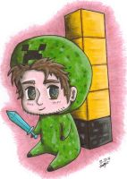 Chibi Gavin Free by SkeletonCricket