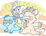 TO VACATION! by Pand-ASS