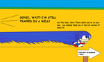 Sonic Refuses to Save Chris Thorndyke by thekirbykrisis