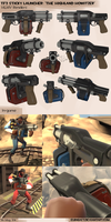 TF2 The Highland Howitzer by Elbagast