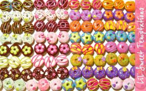An Army of Donuts by colourful-blossom