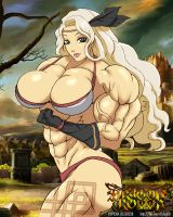 Dragon's Crown by elee0228