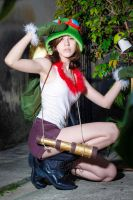 Teemo Cosplay by DrikaCPR