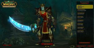 My epic undead warrior who likes to pve and rp! by UNDEADWARRIOR7411