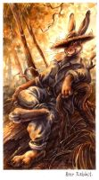 Brer Rabbit by kenket