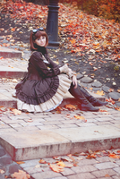 Steampunk Doll - Autumn pt.2 by UselessDevice