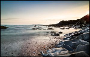 Donabate Seacliffs by Mfotografie