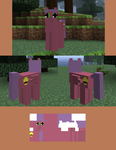 Scraggly Minecraft Skin by TheDashingHero