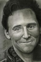 Tom Hiddleston by Mannaz11