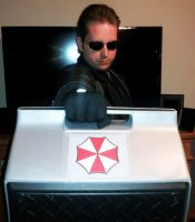 Wesker: Pick Your Poison by Dr-InSean