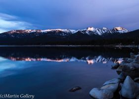 North Tahoe sunrise 130314-5 by MartinGollery