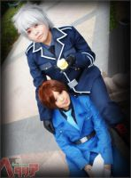 APH - Prussia and Italy by jinxiejinx