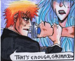 Enough Grimmjow by mdragonheartlove