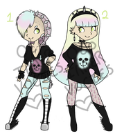 Twin Adopt 2/2 by FragrantFarts